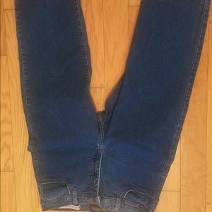 NYDJ 10 Cropped Jeans Capri Not Your Daughters Jea